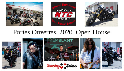 Whiskey Saints LIVE at NTC Open house